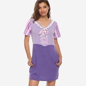 Rapunzel Cosplay Dress